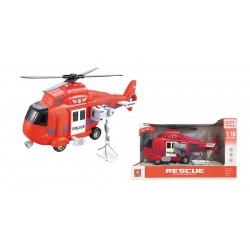 Helicóptero luz y sonido 1:16 josbertoys (328)