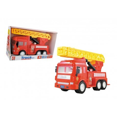 Camión bomberos fricción josbertoys (408)