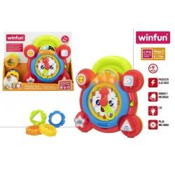 Reloj luz y sonidos winfun (46513)