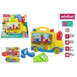 Camión actividades luz y sonidos winfun (46517)