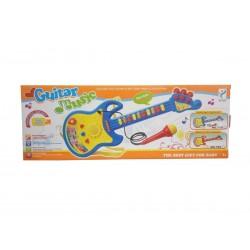 Guitarra 45 cm con micro rama (63899)
