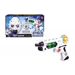 Set batalla Space Warrior luz y sonido josbertoys (396)