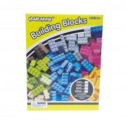 Caja 300 bloques josbertoys (341)