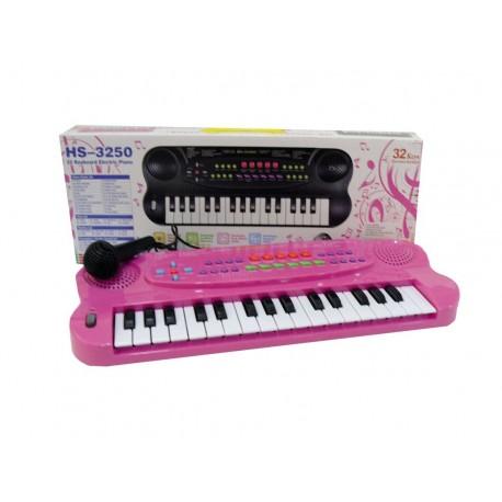 Órgano musical con micro josbertoys (081)