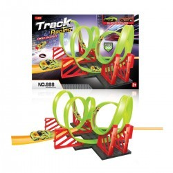 Super pista lanzador 5 loopings josbertoys (648)
