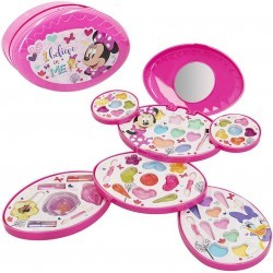 Maquillaje 6 niveles Minnie colorbaby (77202)