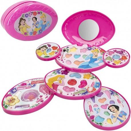 Maquillaje 6 niveles princesas colorbaby (77214)
