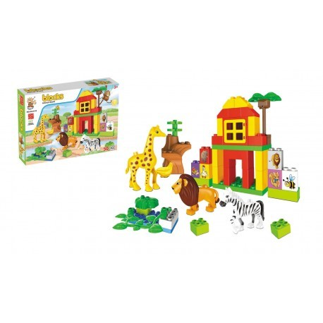 Caja bloques zoo josbertoys (394)