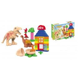 Caja bloques dinosaurios josbertoys (395)