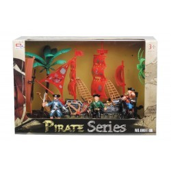 Barco pirata con luz y accesorios josbertoys (655)