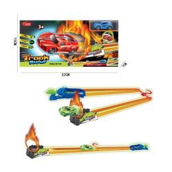 Pista lanzador fuego/cohete josbertoys (658)