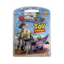 Libro remarkables Toy Story famosa (6345)