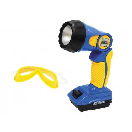 Linterna Workshop Tool Blue josbertoys (253)