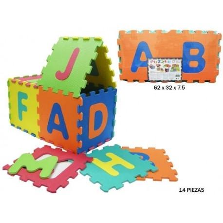 Puzzle eva 14 piezas rama (39177)