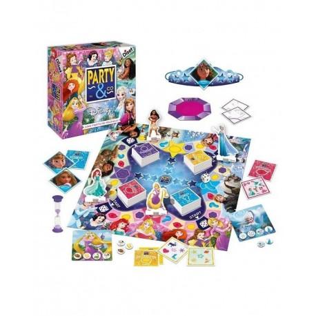 Party & Co Disney Princess diset (46506)