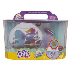 Little Live Pets - Pecera Aquaritos famosa (LP100010)