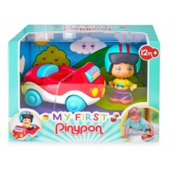 My First Pinypon Vehículos Coche famosa (16382)