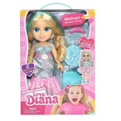 Love Diana Party/Sirena famosa (LVE08000)