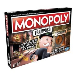 Monopoly Tramposo hasbro (E18711050)
