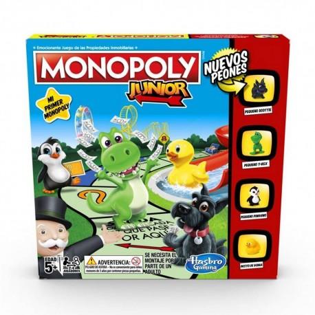 Monopoly Junior hasbro (A69847930)
