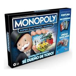 Monopoly Super Electronic Banking hasbro (E8978105)