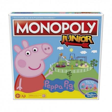 Monopoly Junior Peppa Pig hasbro (F16561051)