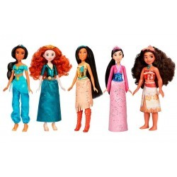 Princesas Disney Royal Shimmer hasbro (F0883EU4)