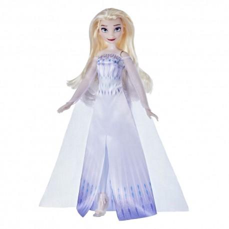 Frozen 2 Muñeca Reina Elsa hasbro (F1411)