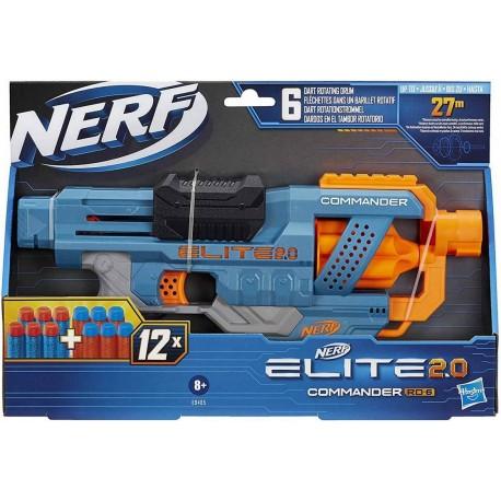 Nerf Elite 2.0 Commander RD-6 hasbro (E9485EU4)