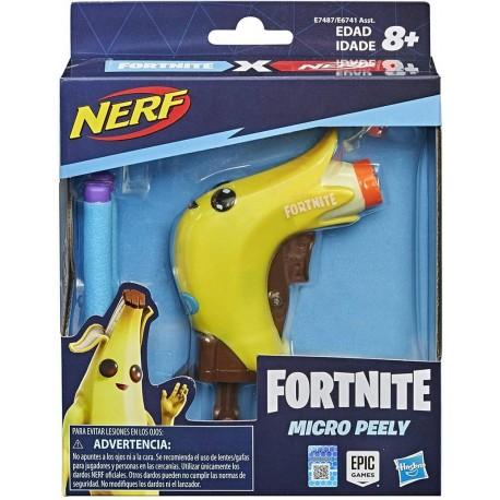 Nerf Fortnite Microshots hasbro (E6741EU40)