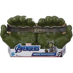 Avengers Hulk Super puños hasbro (E0615EU6)