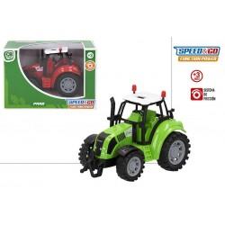 Speed & Go - Tractor Granja Fricción colorbaby (24866)