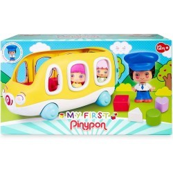 My First Pinypon Happy Bus famosa (16304)