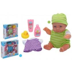 Set accesorios bebé Pitusos 20 cm colorbaby (43715)
