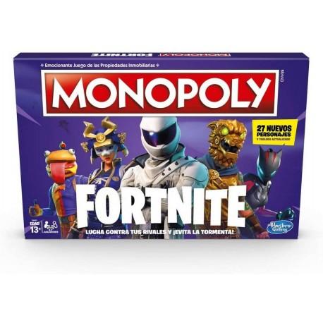 Monopoly Fortnite hasbro (E6603546)
