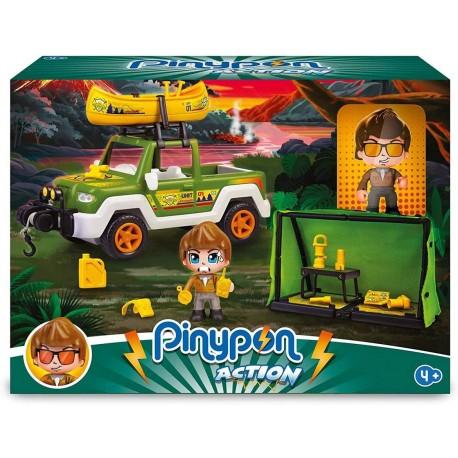 Pinypon Action. Wild Pickup famosa (16301)