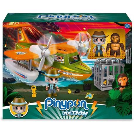 Pinypon Action. Wild Hidroavión famosa (16266)
