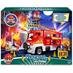 Pinypon Action. Camión Bomberos famosa (16237)