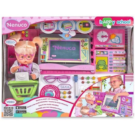 Nenuco Happy School famosa (13101)