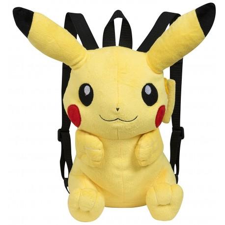 Mochila Pikachu 30 cm