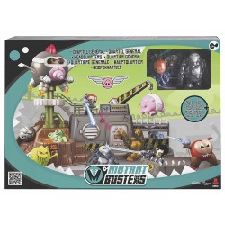 Mutant Busters - Cuartel general V2