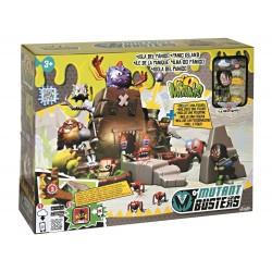 Mutant Busters - Isla de Pánico