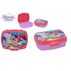 Sandwichera plástico fun - Shimmer & Shine