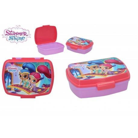 Sandwichera plástico fun -Shimmer & Shine