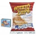 Colchoneta hinchable Bolsa patatas