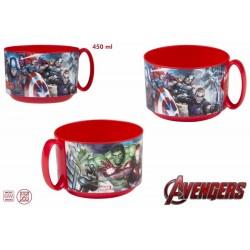 Taza microondas 450ml - Avengers