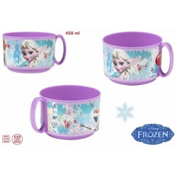 Taza microondas 450ml - Frozen
