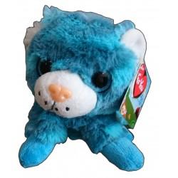 Peluche CAMO 17cm - Tigre azul