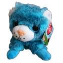 Peluche CAMO 17 cm - Tigre azul