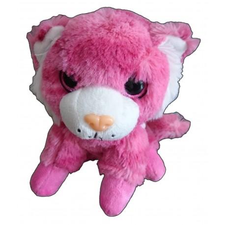 Peluche CAMO 17cm - Tigre rosa